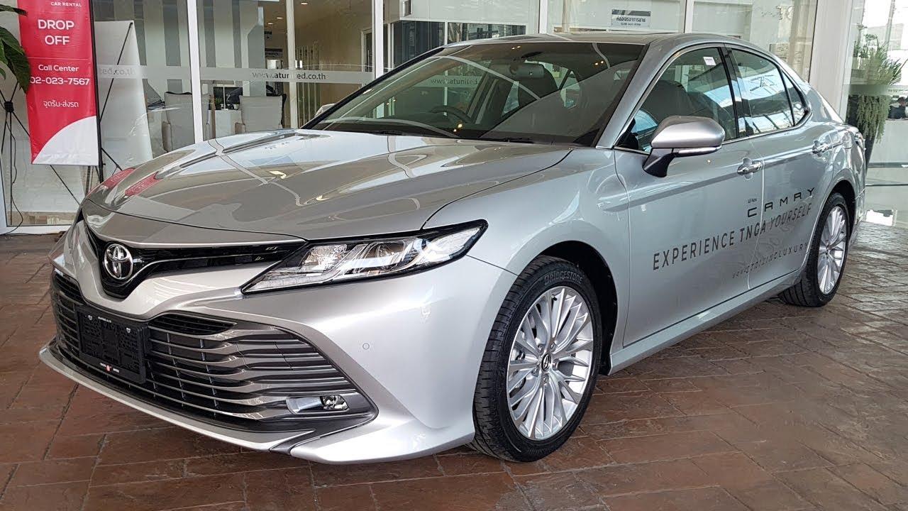 2018 All new Toyota Camry 2 5 G 8AT ราคา 1,589,000 บาท