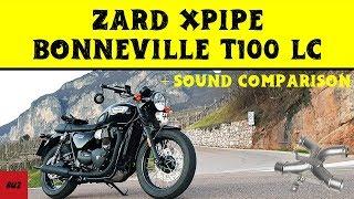 2019 |Ultimate exhaust sound triumph Bonneville t120 |remus