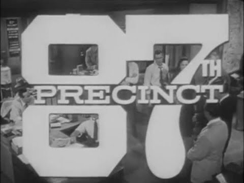 Remembering some of The Cast from 87th Precinct 1961