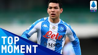 Hirving Lozano strikes after just NINE SECONDS | Hellas Verona 3-1 Napoli | Top Moment | Serie A TIM
