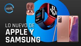 Apple lanzó productos y Samsung aterrizó con su ecosistema tecnológico en Colombia - El Espectador