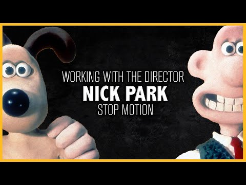 Working with Nick Park at Aardman Animations || Dave Alex Riddett