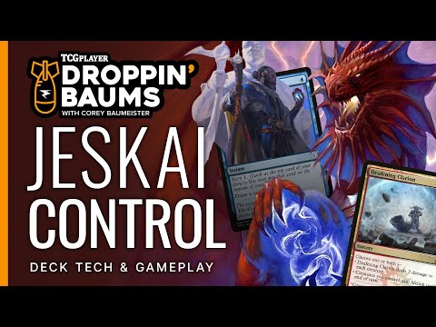 Droppin' Baums - Jeskai Control by Corey Baumeister - Magic the