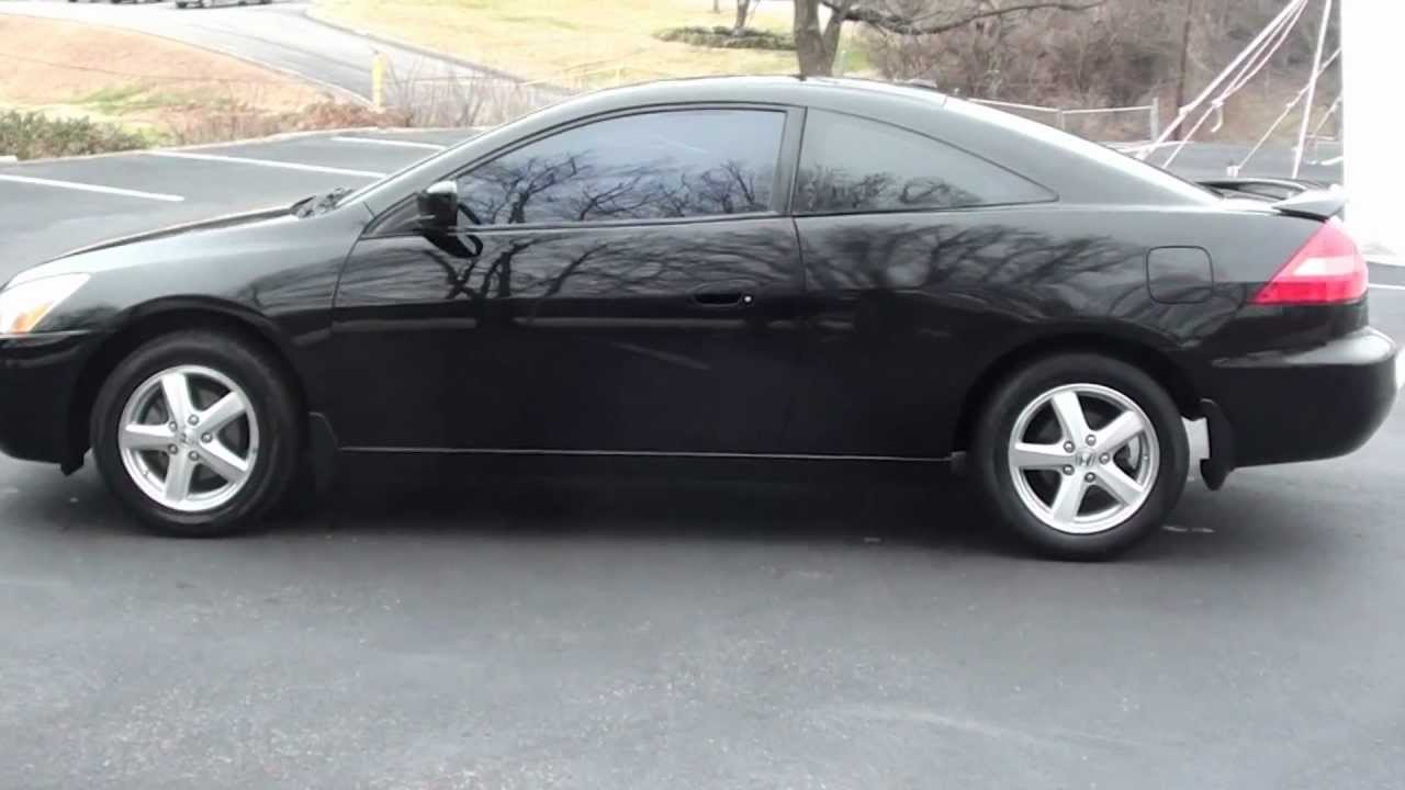 for sale 2004 honda accord ex 2 4 1 owner stk p6018a youtube. Black Bedroom Furniture Sets. Home Design Ideas