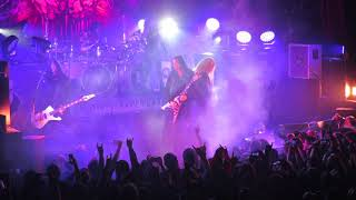 Arch Enemy 'The World is Yours' O2 Ritz,Manchester 13th February 2018