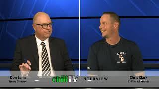 """chillTV Interview:  """"Chris Clark, Chilliwack Giants"""""""