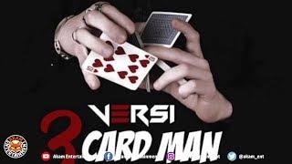Versi 3 - Card Man [Happy Mood Riddim] June 2018