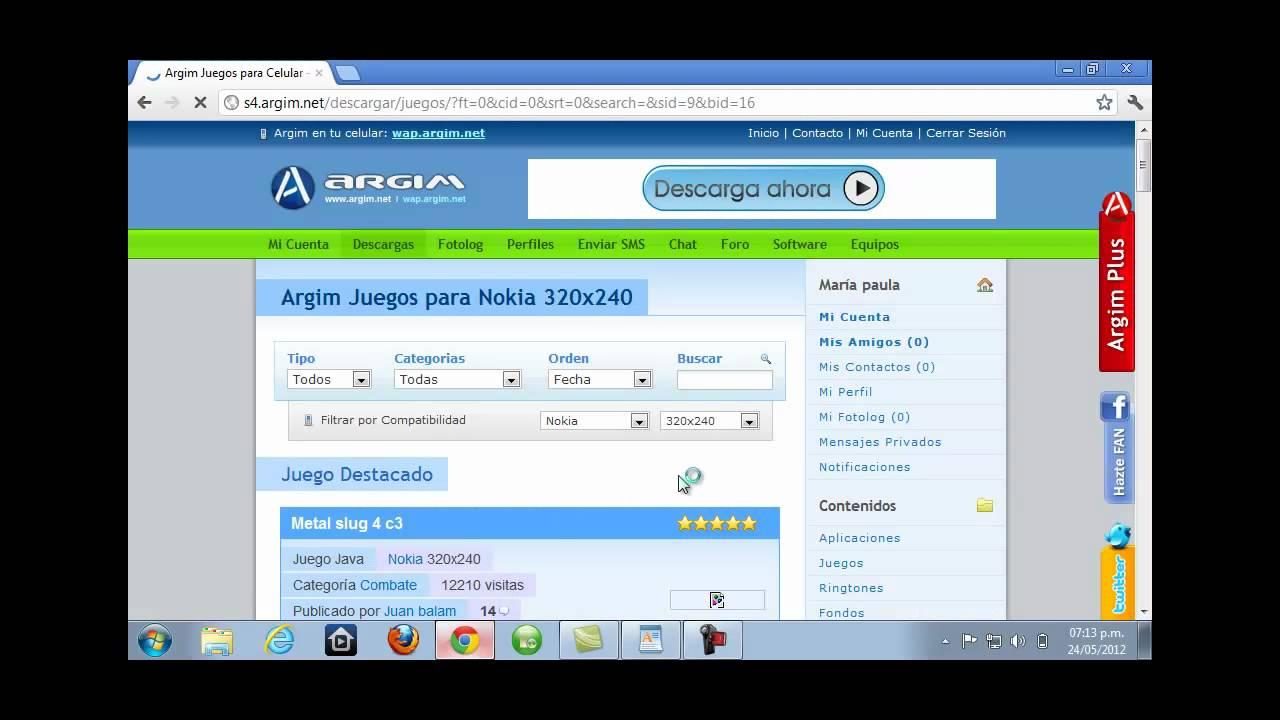 Como Descargar Temas Aplicaciones Juegos Para Nokia C3 Mp4 Youtube
