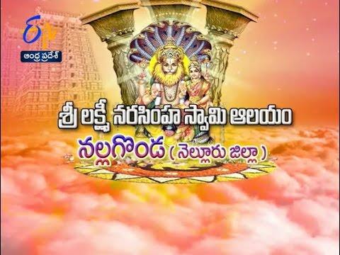 Sri Lakshmi Narasimha Swamy Temple | Nallagonda | Nellore | Teerthayatra | 9th May 2017 | ETV AP