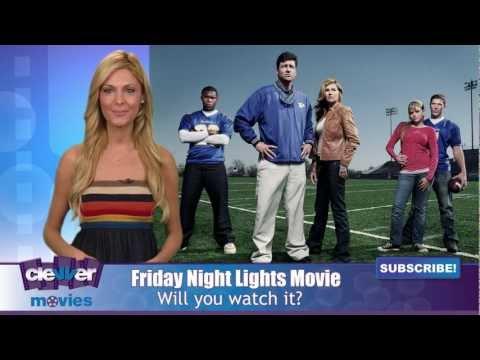 'Friday Night Lights' Returning To The Big Screen