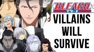 Bleach Villains Will Survive (song parody)