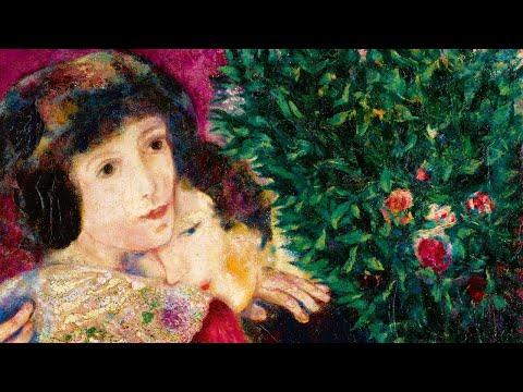 Art History's Greatest Love Story: Marc & Bella Chagall