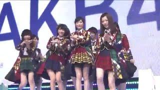 【放送事故】 AKB48 島崎遥香の勝手な行動に渡辺麻友マジギレ! SKE48 N...