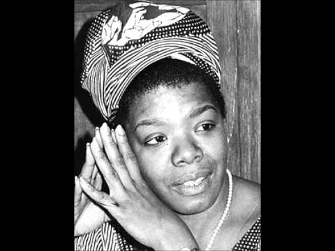 Maya Angelou - Rainbow In The Clouds