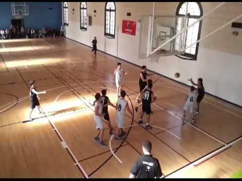 Hibernians U14 vs Eurobasket