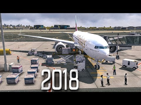 Worlds Longest Flight | 13,410 KM - 8,332 Miles | New Flight Simulator 2018 [Spectacular Realism]