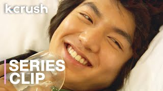 I really thought my ex was gonna die... but then I pulled up & saw this face | Boys Over Flowers