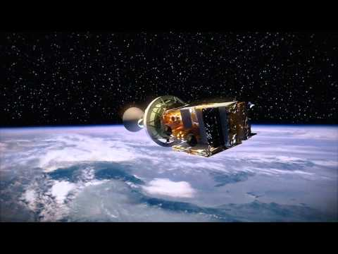 NPP Satellite Launch Animation [720p]