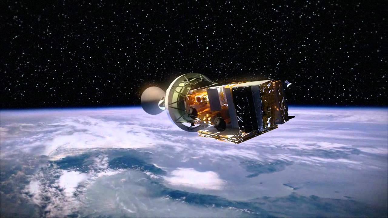 NPP Satellite Launch Animation P YouTube - Google satellite images