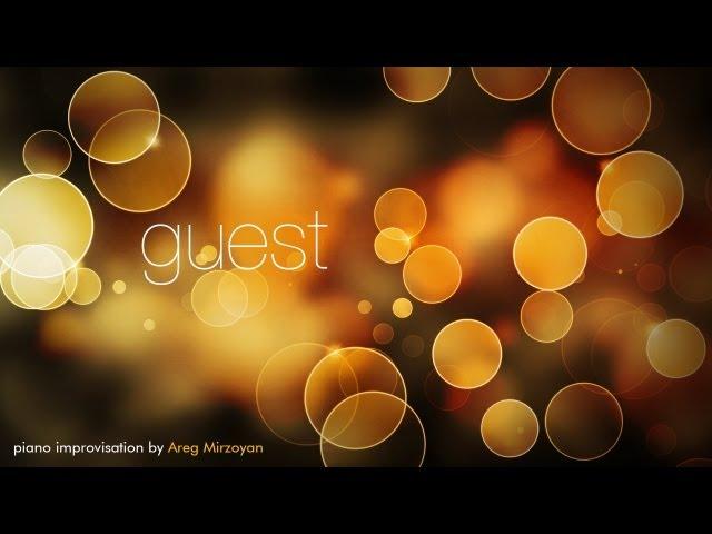 guest -  original piano improvisation by Cragezy
