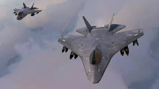 This Is What A Boeing F-32 Would