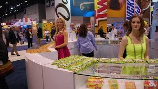 Sweets Snacks / NCA candy EXPO 2015 in Chicago