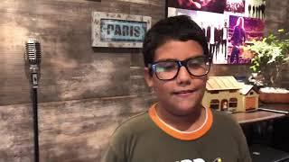 AUDICIÓN PARA LA VOZ KIDS 2017/ Andres morales