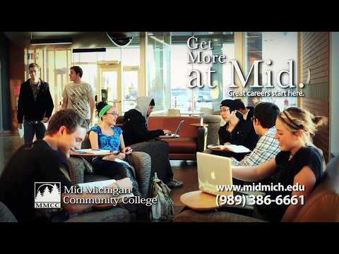 Mid Michigan Community College: Get More