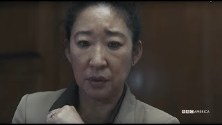 The Agent   Killing Eve   New Series Premieres Sunday, April 8 @ 8/7c on BBC America