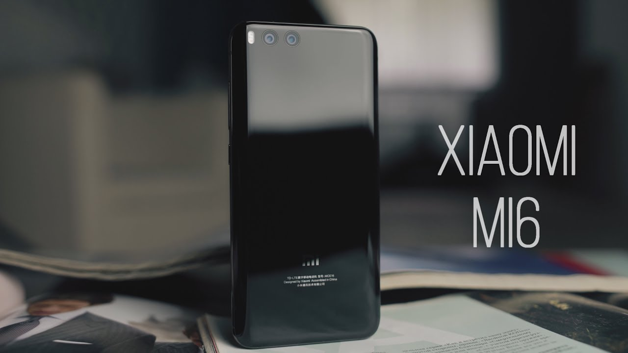 Comprar Xiaomi Mi6 en Valencia