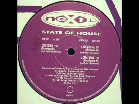 State Of House - Ceratopsia (Pteranodon Mix)