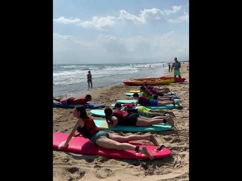 Iniciación al Surf_Playa piles