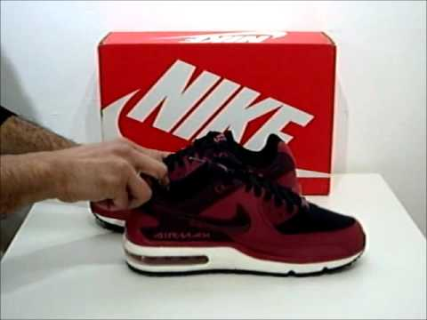 uk availability e32f0 8c926 ... Nike Air Max Wright 3 Burgundy Product Presentation By Crime Clothing .