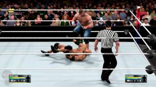 WWE 2K17 | PC Gameplay | 1080p HD | Max Settings