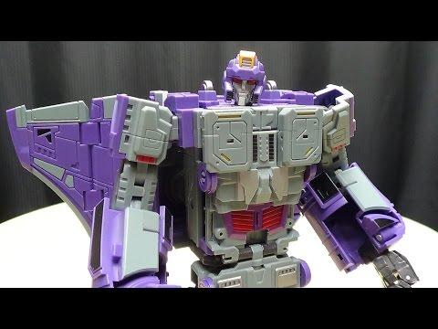 DX9 CHIGURH (Masterpiece Astrotrain): EmGo's Transformers Reviews N' Stuff