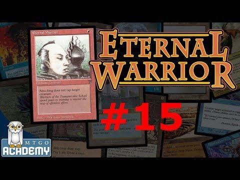 Eternal Warrior #15 - Round 1, Legacy Matches w/ TNN, 4 Feb. 2014