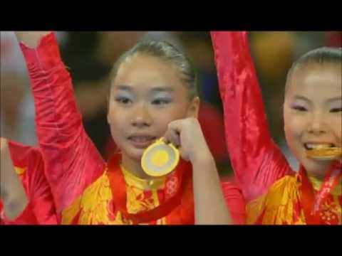Beijing 2008 Gymnastics Montage - Team China