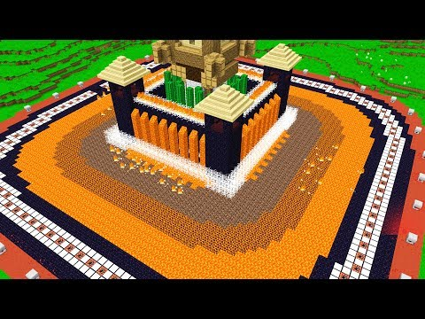 10 EASIEST WAYS TO PROTECT YOUR HOUSE IN MINECRAFT!