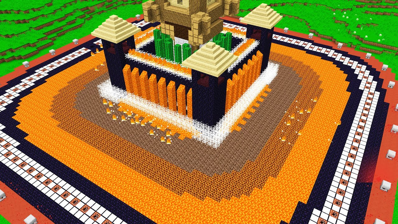 10 Easiest Ways To Protect Your House In Minecraft