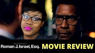 Roman J Israel Esq Movie Review