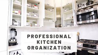 We Got Our NYC Kitchen Professionally Organized! | Lucie Fink