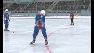 Уроки хоккея с мячом.mp4(, 2011-04-16T22:45:42.000Z)