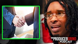 The Business Side Of Being A Music Producer | Spiffy Global | Producergrind Clips