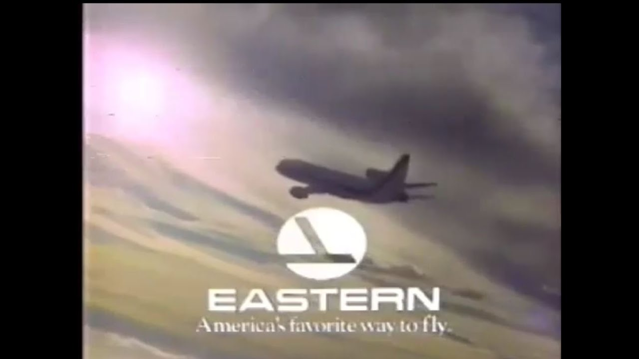 1982 Eastern Airlines Summer Travel Commercial