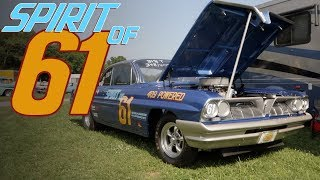 homepage tile video photo for The Spirit Of 61 - 1961' Pontiac - Holley Hot Rod Reunion
