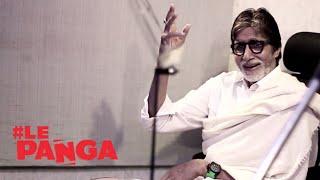 Star Sports Pro Kabaddi – Amitabh Bachchan! #LePanga (30 Sec)