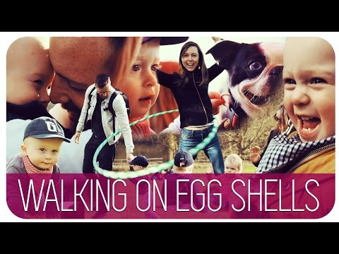 WALKING ON EGG SHELLS | HANNAH MAGGS | AD