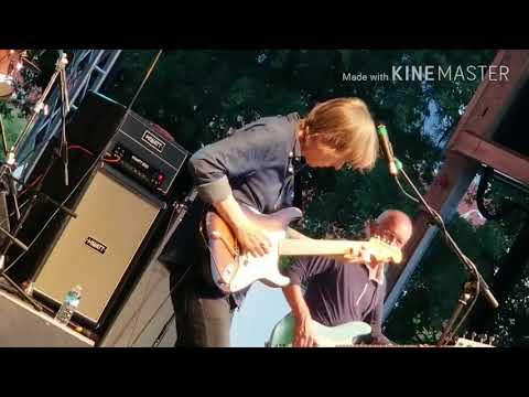 Eric Johnson,Dallas International Guitar Fest,Part II,Bomb Factory Stage May 2018, Full Show