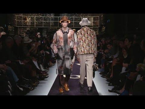 Fendi Men's Fall Winter 201920 Milan Fashion Show