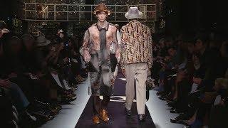 Baixar Fendi Men's Fall Winter 2019/20 Milan Fashion Show